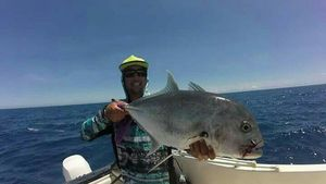 Giant Trevally (GT) — Remi Say