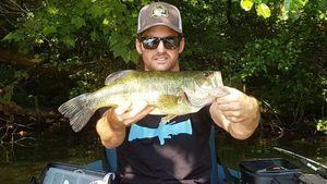 Largemouth Bass — Kevin JM