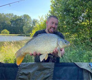 Common Carp — Jonathan Le Douarin