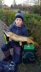 Northern Pike — Nicola Fisherman