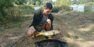 Common Carp — Rudy Saucerotte