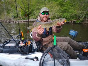 Northern Pike — Guillaume Boiteux