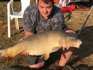 Common Carp — Romain Cardinaux