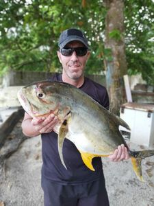 Crevalle Jack — Ludovic Allaire