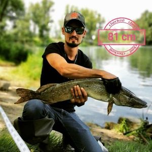 Northern Pike — Arnaud Mazencieux