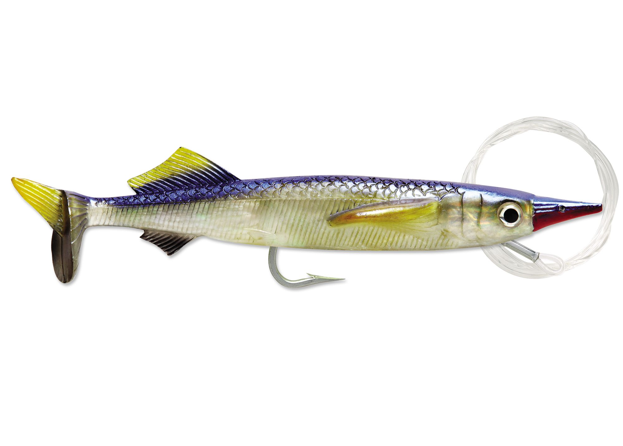 Lures Williamson LIVE SWIMMING BALLYHOO LSBH09 NATURAL BALLYHOO