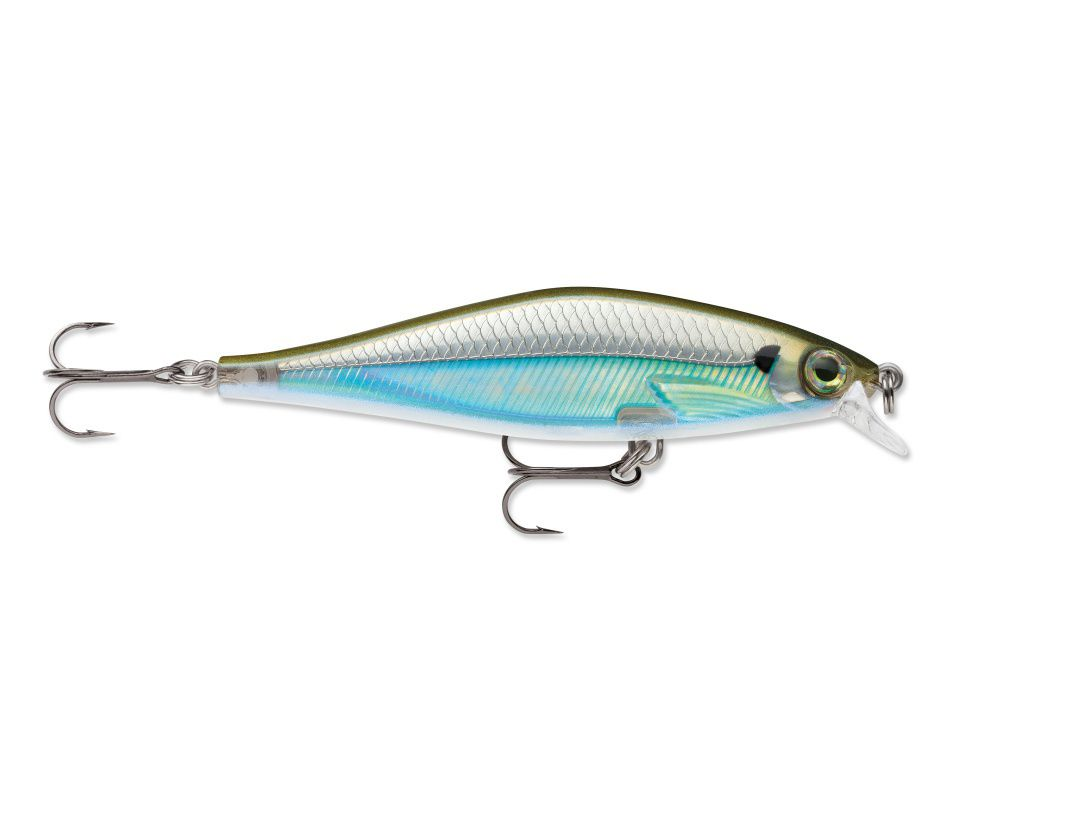 SHADOW RAP SHAD SDRS09 MOSS BACK SHINER