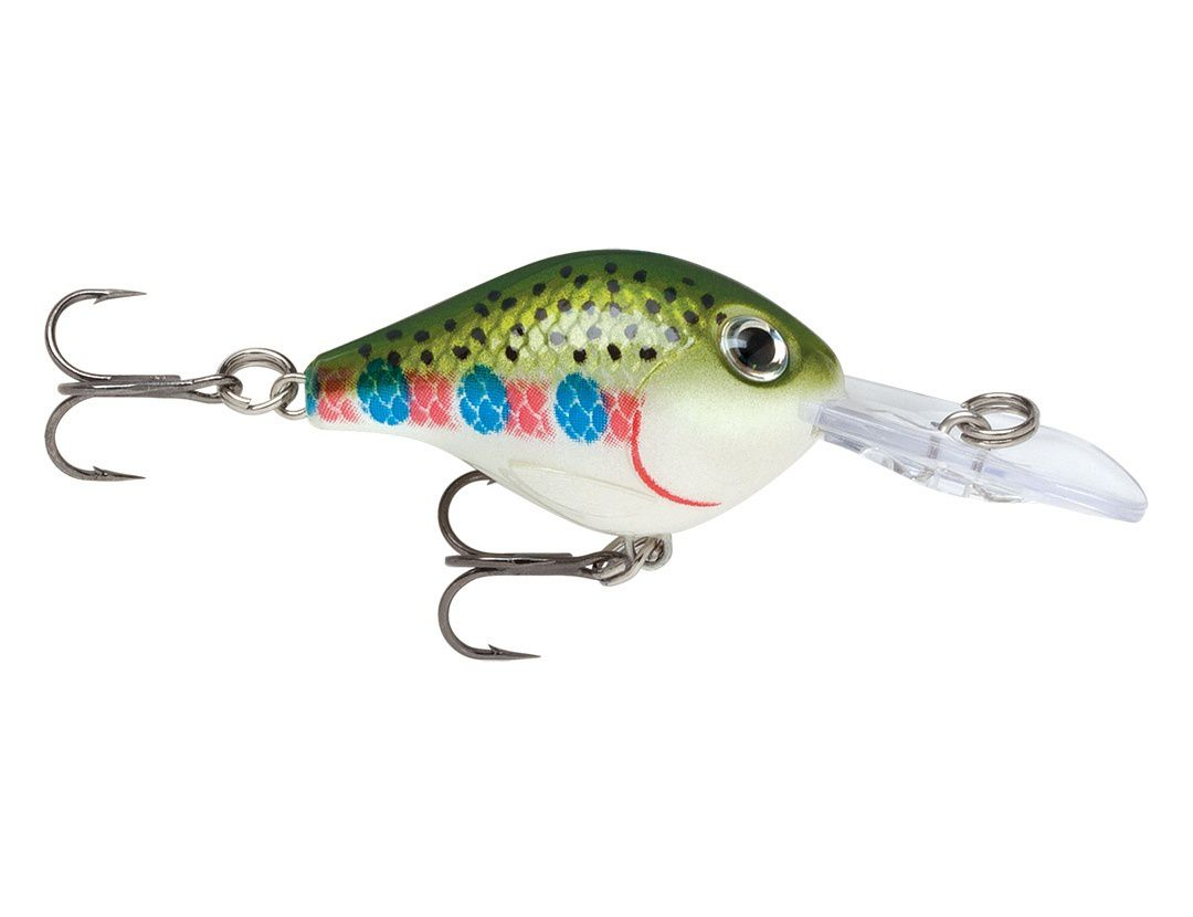 ULTRA LIGHT CRANK ULC03 RAINBOW TROUT