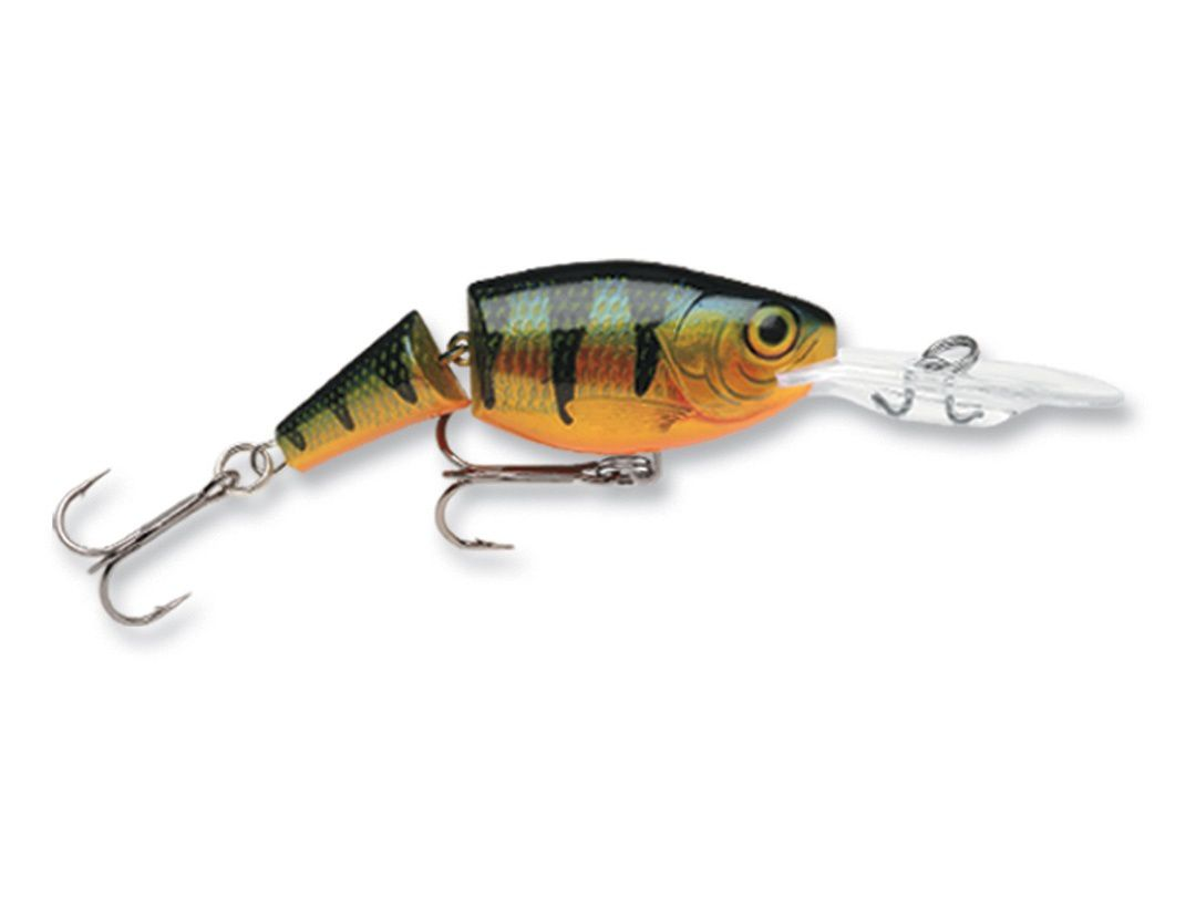 JOINTED SHAD RAP JSR07 PERCH