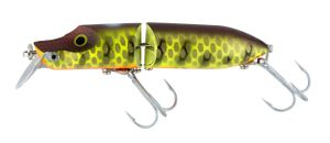 Lures Abu Garcia HI-LO JOINTED SINKING 9 CM FLUO YELLOW TIGER