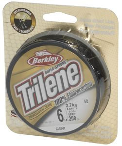 Leaders Berkley TRILENE FLUOROCARBON CLEAR 50 M / 0.2 MM
