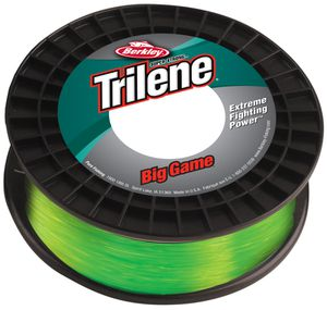 Lines Berkley TRILENE BIG GAME SOLAR 0.477 MM
