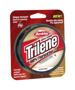 Leaders Berkley TRILENE 100% FLUOROCARBON XL 100 M / 0.2099 MM