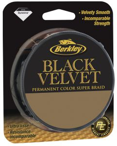 Lines Berkley BLACK VELVET 110 M / 0.28 MM