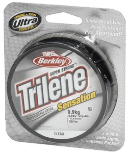 Lines Berkley TRILENE SENSATION 0.32 MM