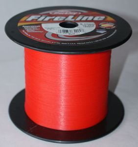 Lines Berkley FIRELINE RED 1800 M / 0.39 MM