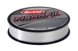 Lines Berkley NANOFIL CLEAR MIST 125 M / 0.1627 MM