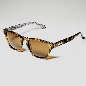 SUNGLASSES FARIO #01 NATURAL TURTLE