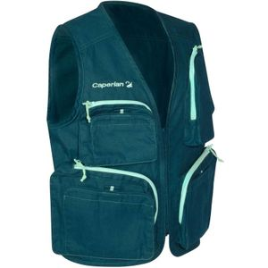 Apparel Caperlan GILET -1 JR BLUE 12/14 ANS
