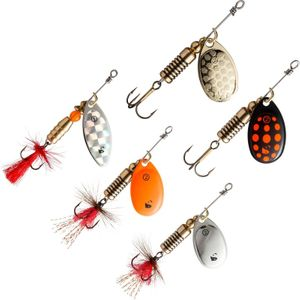 Lures Caperlan KIT CUILLERS KOVIK NEW
