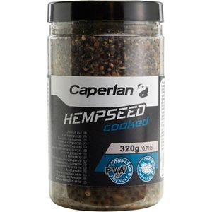 Baits & Additives Caperlan HEMPSEED COOKED 400 ML
