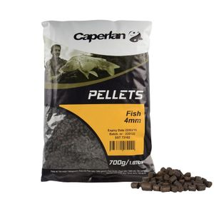 Baits & Additives Caperlan PELLETS FISH 4MM