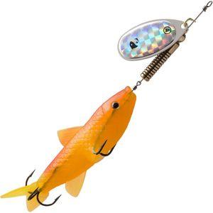 Lures Caperlan CUILLER WETA FISH #4 FLUO