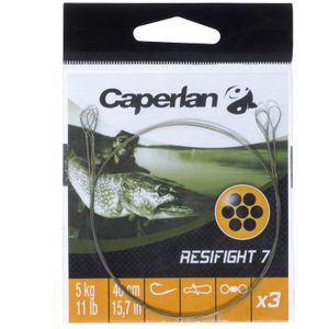Hooks Caperlan RESIFIGHT 7 2 BOUCLES 5KG