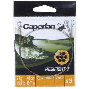 Hooks Caperlan RESIFIGHT 7 2 BOUCLES 7KG
