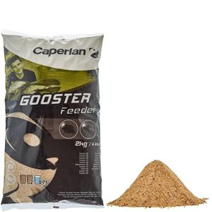 Baits & Additives Caperlan GOOSTER FEEDER 2KG