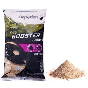 Baits & Additives Caperlan GOOSTER FISHERIE 2 KG