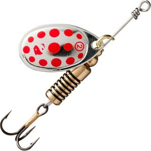 Lures Caperlan WETA + #2 ARGENT POINTS ROUGES