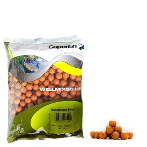 Baits & Additives Caperlan BOUILLETTES WELLMIX CRAB 14 MM