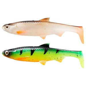 Lures Caperlan KIT SHAD ROACH 90 MULTICOLOR