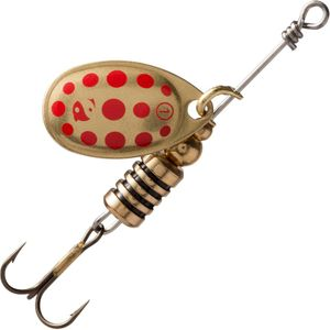 Lures Caperlan WETA + #1 OR POINTS ROUGES