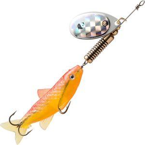 Lures Caperlan CUILLER WETA FISH #3 FLUO