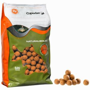 Baits & Additives Caperlan BOUILLETTE NATURAL BOILIES 3KG SPICY BIRDFOOD