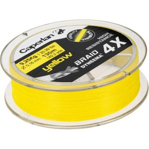 BRAID 4X YELLOW 130 M 35/100