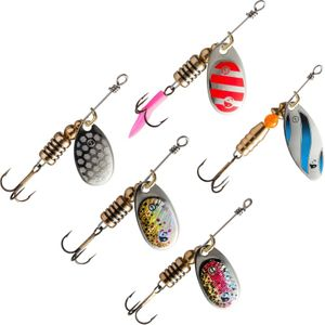Lures Caperlan KIT CUILLERS KARE NEW