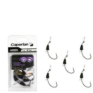 Hooks Caperlan HOOK TEXAN WEIGHTED 4/0