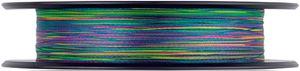 J BRAID X 4 15/100 300 M MULTICOLORE