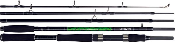 Rods Daiwa MEGAFORCE BIG FISH LEURRE MER MULTIBRIN MFBF295XHAF