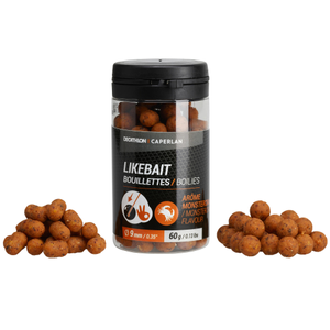 Baits & Additives Caperlan LIKEBAIT BOILIES MICRO BOUILLETTES MONSTER CRAB