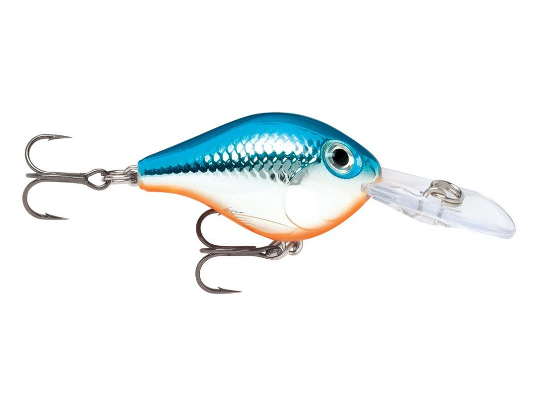 ULTRA LIGHT CRANK ULC03 SILVER BLUE