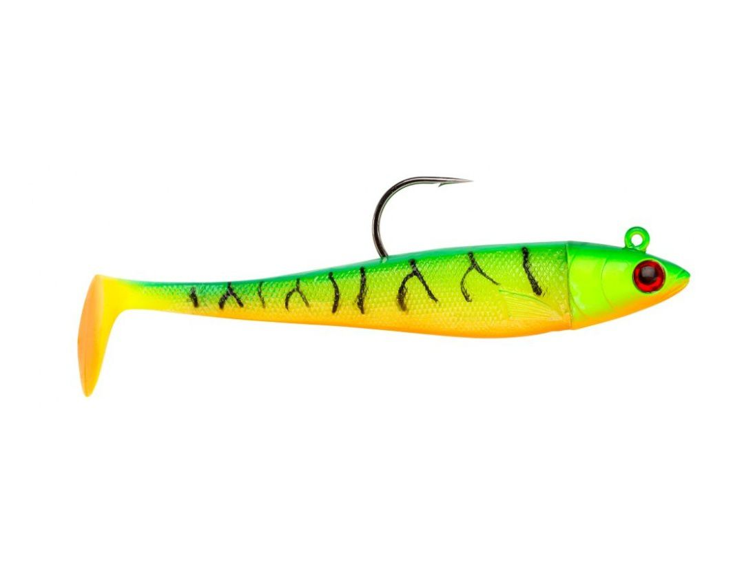 ULTRA SHAD LIGHT SJSD4Z FIRETIGER