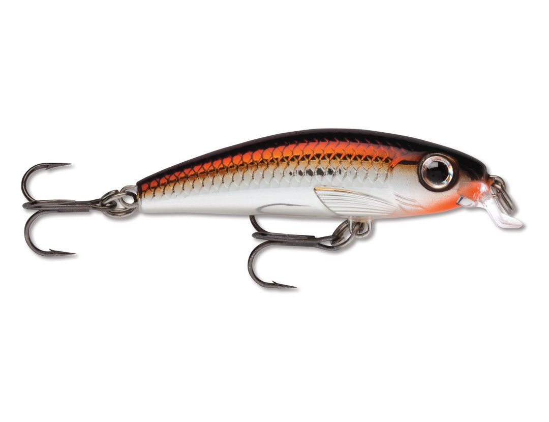 ULTRA LIGHT MINNOW ULM06 SILVER BROWN