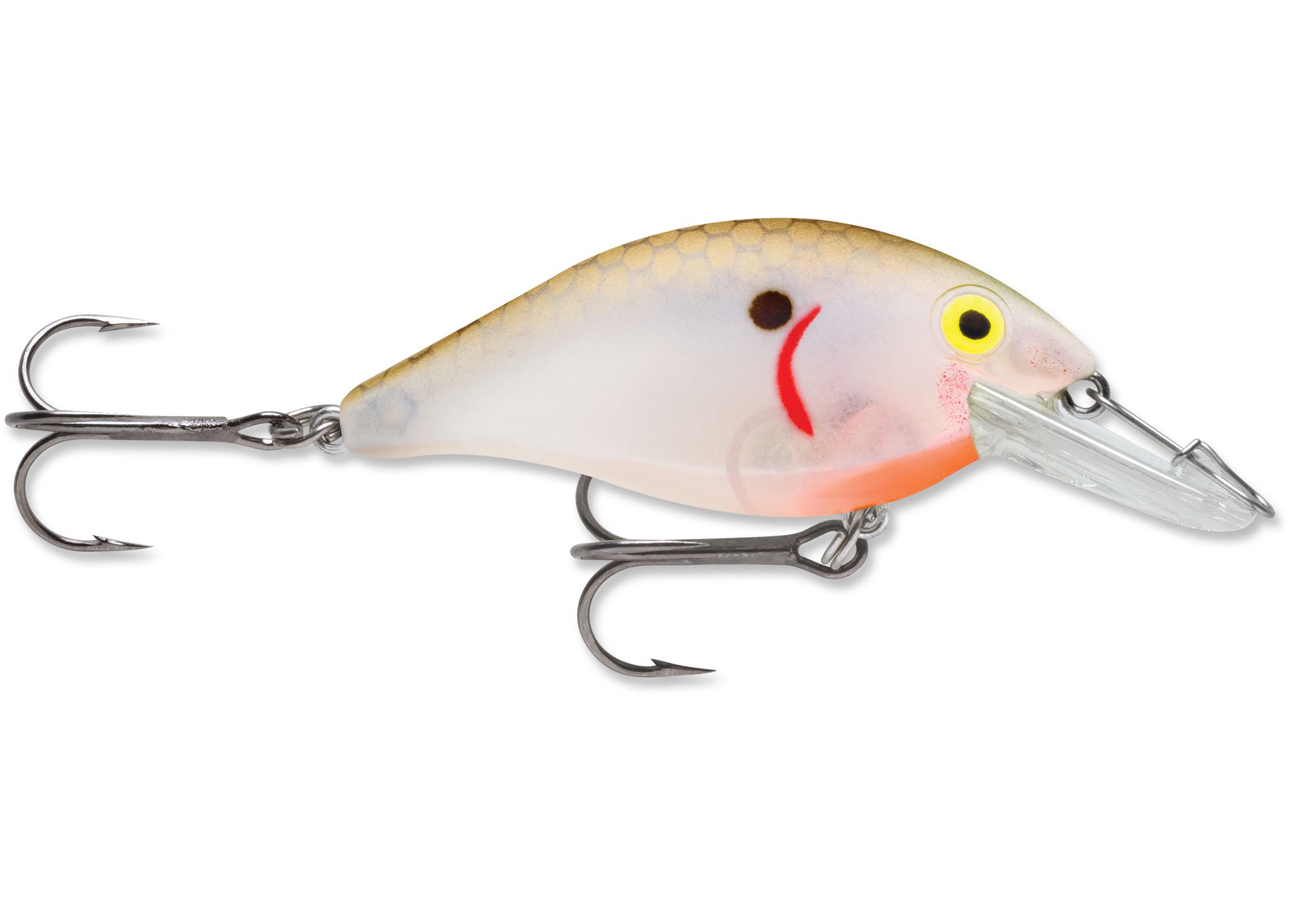 Lures Luhr Jensen SPEED TRAP 014 NEARCLEAR PEARL SHAD