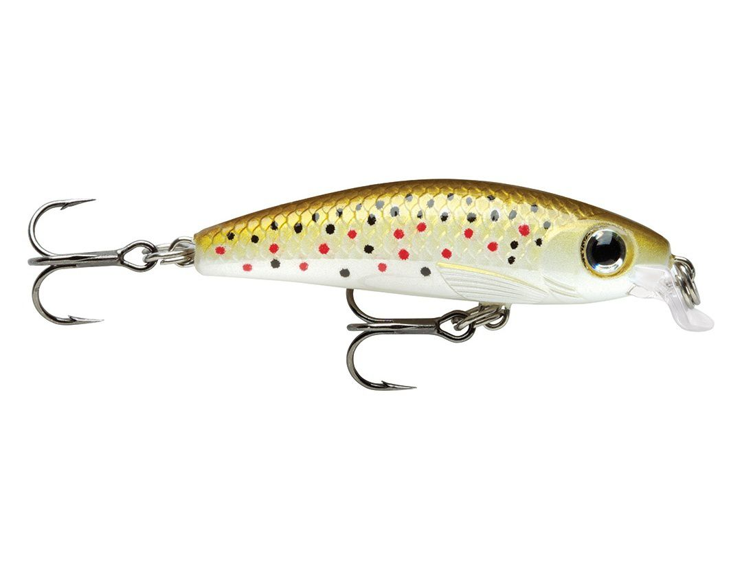 ULTRA LIGHT MINNOW ULM06 BROWN TROUT