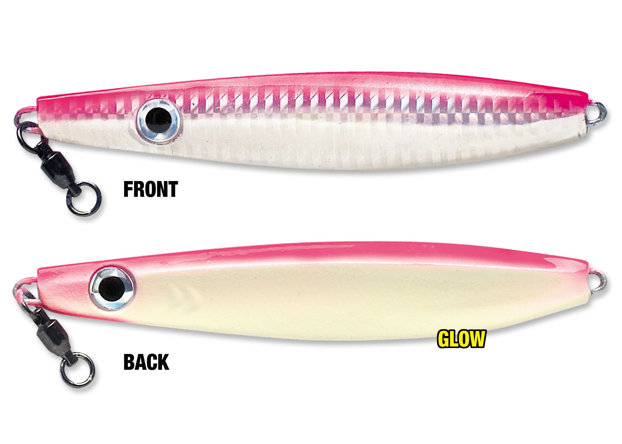 VORTEX SPEED JIG VSJ100 HOT PINK GLOW