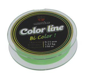 Lines Pezon & Michel E.VIVES COLOR LINE GREEN/YLW .0,185